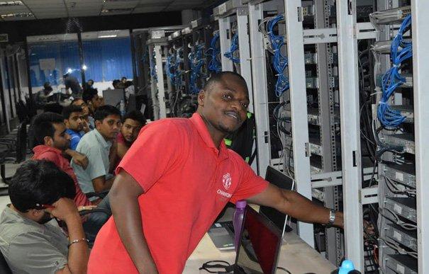 24X7 Lab Facility