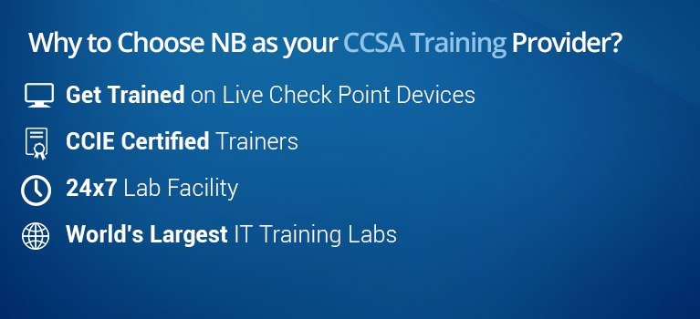 Checkpoint CCSA Security Certification Course Training Institute in ...
