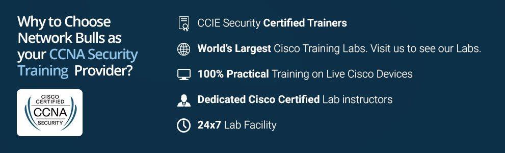 CCNA Security Course Training Institute | Delhi | Gurgaon