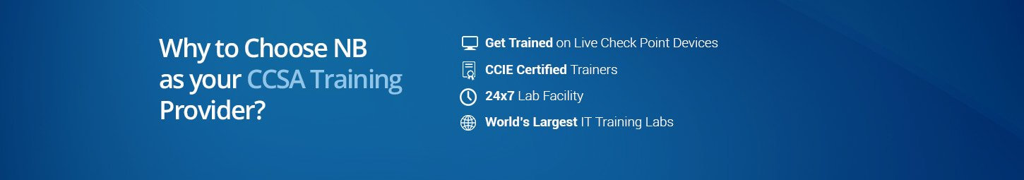 Checkpoint Firewall Training | Online Checkpoint CCSA Course in